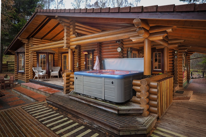 Beaver Creek Lodge Luxury Lodges With Hot Tubs In Aviemore The Cairngorms